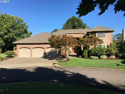 Wilsonville Single Family Home For Sale: 7415 SW Fairway Loop