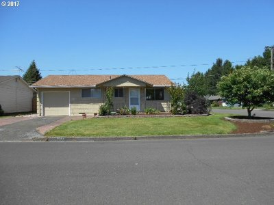 Woodburn Single Family Home Sold: 1301 Sallal Rd