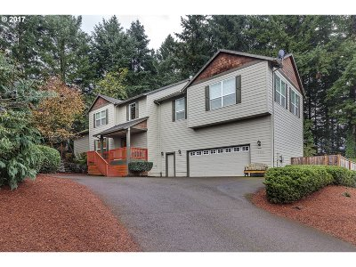 Tigard Single Family Home For Sale: 10480 SW Amanda Ct