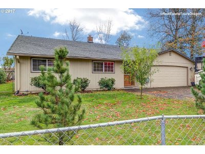 Oregon City, Beavercreek Single Family Home For Sale: 180 Canemah Rd