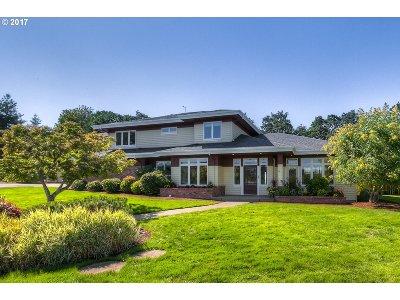 Salem Single Family Home For Sale: 4199 Illahe Hill Rd S