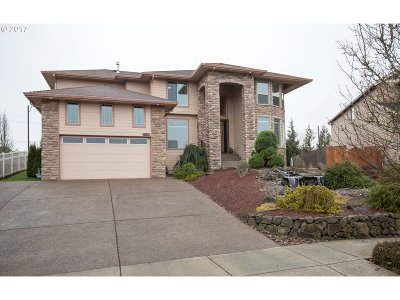 Ridgefield WA Single Family Home Sold: $535,000