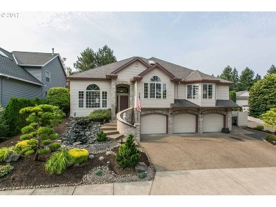 Tigard Single Family Home For Sale: 13694 SW Lauren Ln