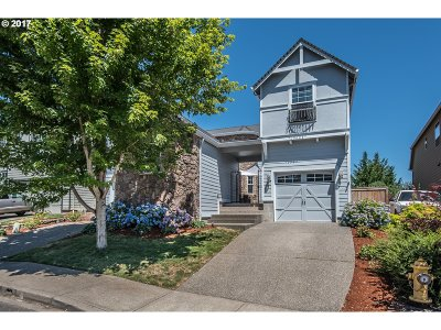 Camas WA Single Family Home Sold: $565,000
