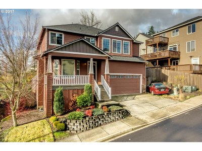 Camas, Washougal Single Family Home For Sale: 2477 45th St