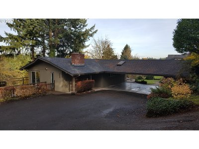 Ridgefield Single Family Home For Sale: 299 S Riverview Dr