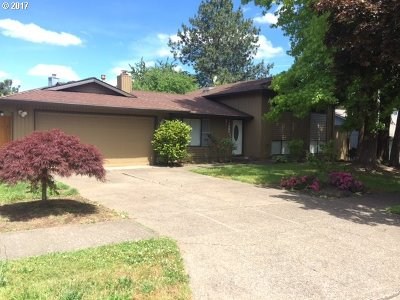 Single Family Home For Sale: 11995 SW Burnett Ln