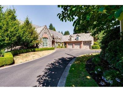 West Linn Single Family Home For Sale: 909 SW Schaeffer Rd