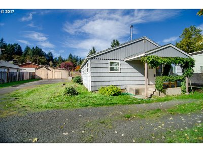 Eugene Single Family Home For Sale: 2480 Chambers St