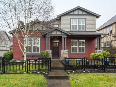 Wilsonville, Canby, Aurora Single Family Home For Sale: 11812 SW Grenoble St