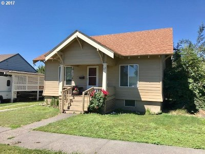 Pendleton Single Family Home For Sale: 415 NW 11th St