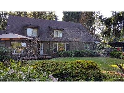 Eugene Single Family Home For Sale: 1404 Willagillespie Rd
