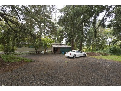 Eagle Creek OR Single Family Home For Sale: $350,000