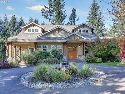 Wilsonville Single Family Home For Sale: 24131 SW Newland Rd