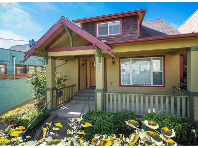 Single Family Home For Sale: 825 SE 32nd Ave
