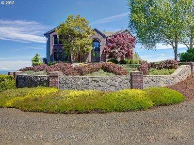 Hillsboro Single Family Home For Sale: 18135 SW Sunrise Peaks Ln