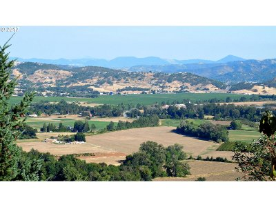 Roseburg OR Residential Lots & Land For Sale: $189,000
