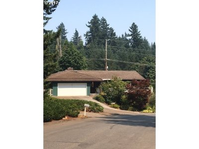 Oregon City Single Family Home For Sale: 14665 S Kelmsley Dr