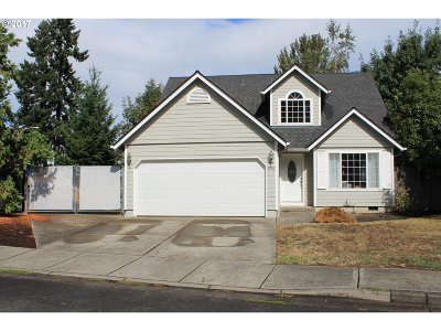 Keizer Single Family Home For Sale: 4598 Northside Dr
