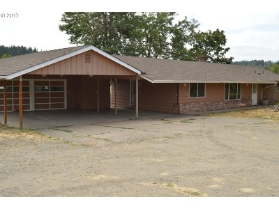 Eugene Single Family Home For Sale: 28030 Crow Rd