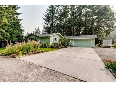 Veneta, Elmira Single Family Home For Sale: 87777 Oak Island Dr