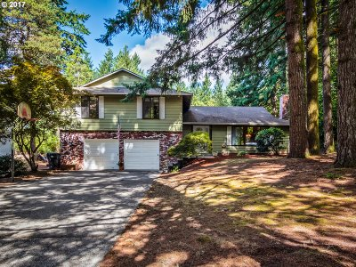 Oregon City Single Family Home For Sale: 16665 S Archer Dr