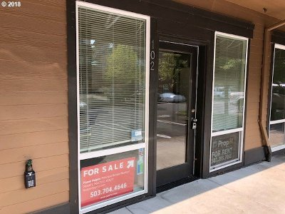 Sherwood, King City Commercial For Sale: 22808 SW Forest Creek Dr