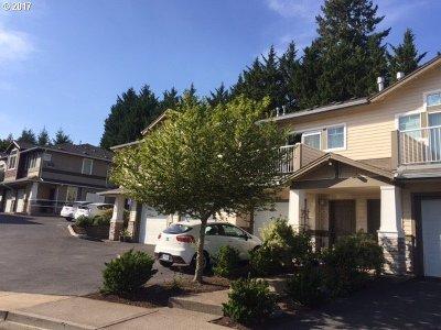 Beaverton, Aloha Condo/Townhouse For Sale: 14855 SW Sandhill Loop #202