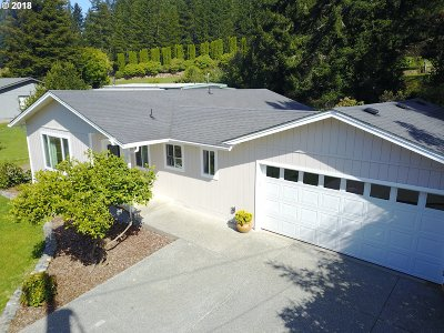 Brookings Single Family Home For Sale: 616 Meadow Ln