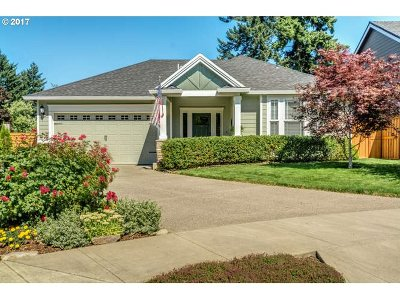 Oregon City Single Family Home Bumpable Buyer: 18674 Whitehorse Ct