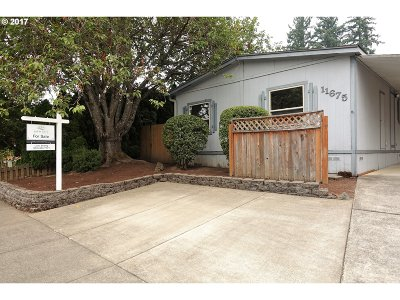 Tigard Single Family Home For Sale: 11675 SW Graven St