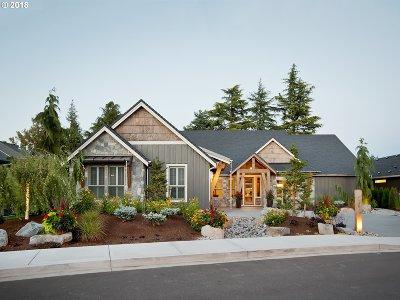La Center Single Family Home For Sale: NE 92nd Ct #Lot 9