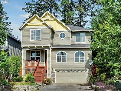 Beaverton OR Single Family Home For Sale: $469,900