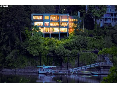 , Portland, West Linn, Lake Oswego Single Family Home For Sale: 11000 SW Riverwood Rd