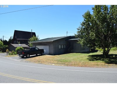 Gold Beach Single Family Home For Sale: 94593 Jerrys Flat Rd