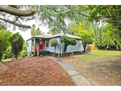 Beaverton, Aloha Multi Family Home For Sale: 9520 SW Duncan Ln