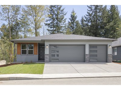 Estacada Single Family Home For Sale: 1840 NE Currin Creek Dr