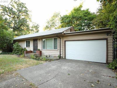 Eugene Single Family Home For Sale: 3193 W 14th Ave
