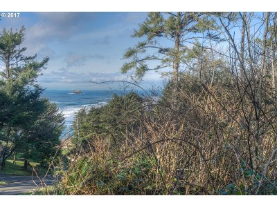 Arch Cape, Cove Beach Residential Lots & Land For Sale: 44805 Tide Ave #6