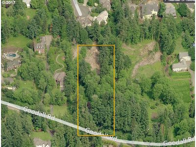 Lake Oswego Residential Lots & Land For Sale: 13560 Goodall Rd