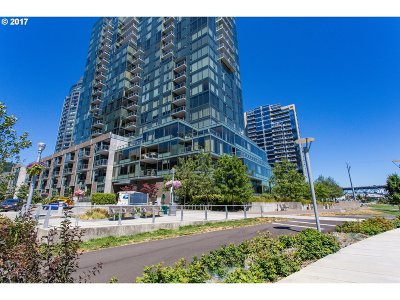 South Waterfront Atwater Place, South Waterfront/John Ross Condo/Townhouse For Sale: 0841 SW Gaines St #808