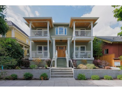 Portland OR Condo/Townhouse For Sale: $479,900