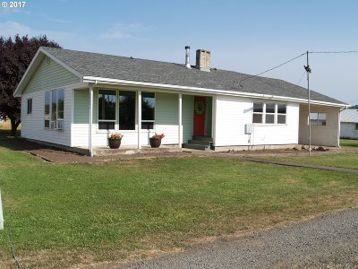 Scio Single Family Home Sold: 39490 Highway 226