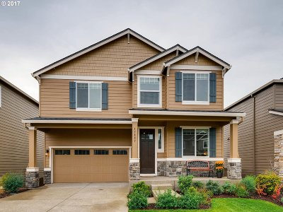 Portland Single Family Home For Sale: 17487 NW Woodrush Way
