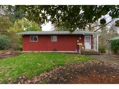 Stayton Single Family Home For Sale: 21506 Ferry Rd