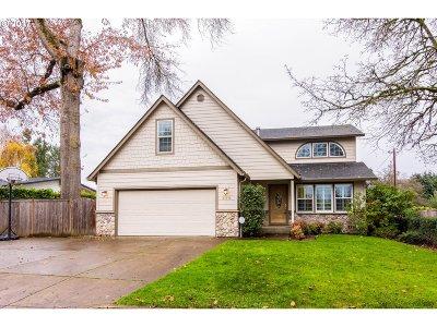 Eugene Single Family Home For Sale: 399 Walnut Ln