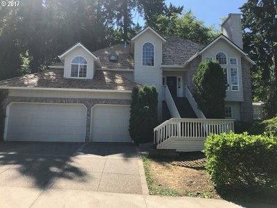 West Linn Single Family Home For Sale: 6110 Caufield St