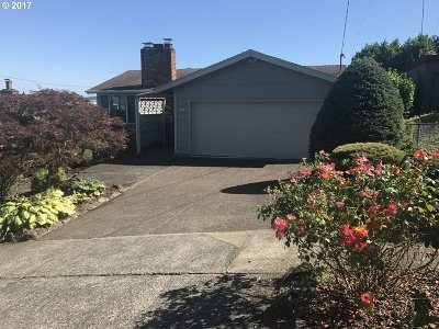 Single Family Home For Sale: 7226 SE Madison St