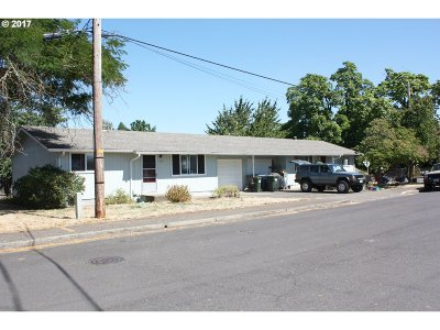Junction City Multi Family Home For Sale: 460 E 2nd Ave
