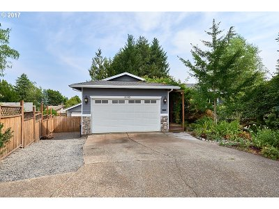 Tigard Single Family Home For Sale: 12160 SW 126th Ave